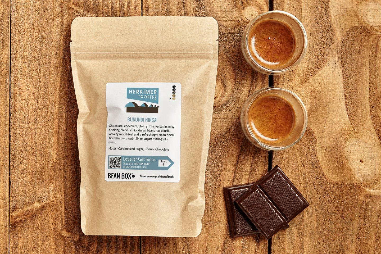 Burundi Ninga by Herkimer Coffee