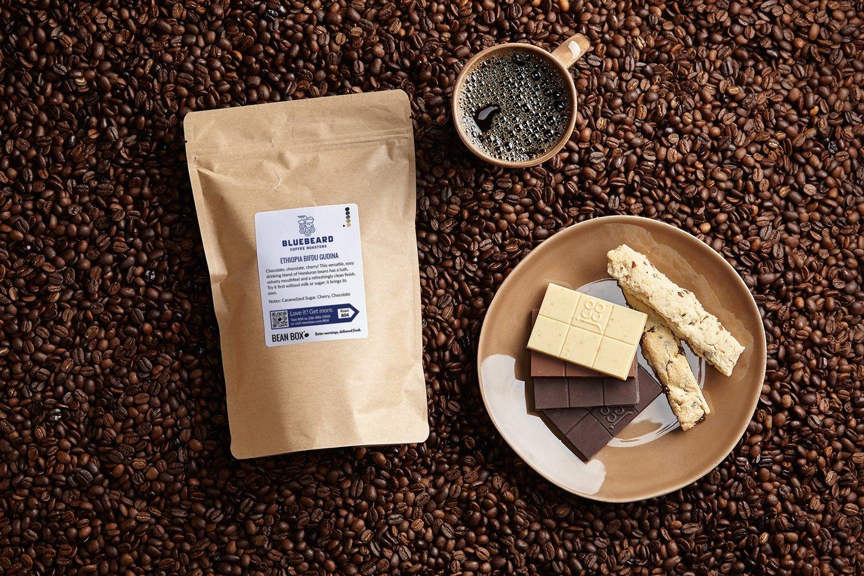 Ethiopia Bifdu Gudina by Bluebeard Coffee Roasters