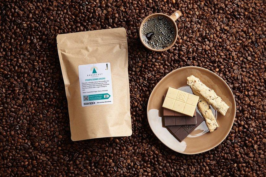 Ethiopia Sidamo Chuchu by Broadcast Coffee Roasters - image 0