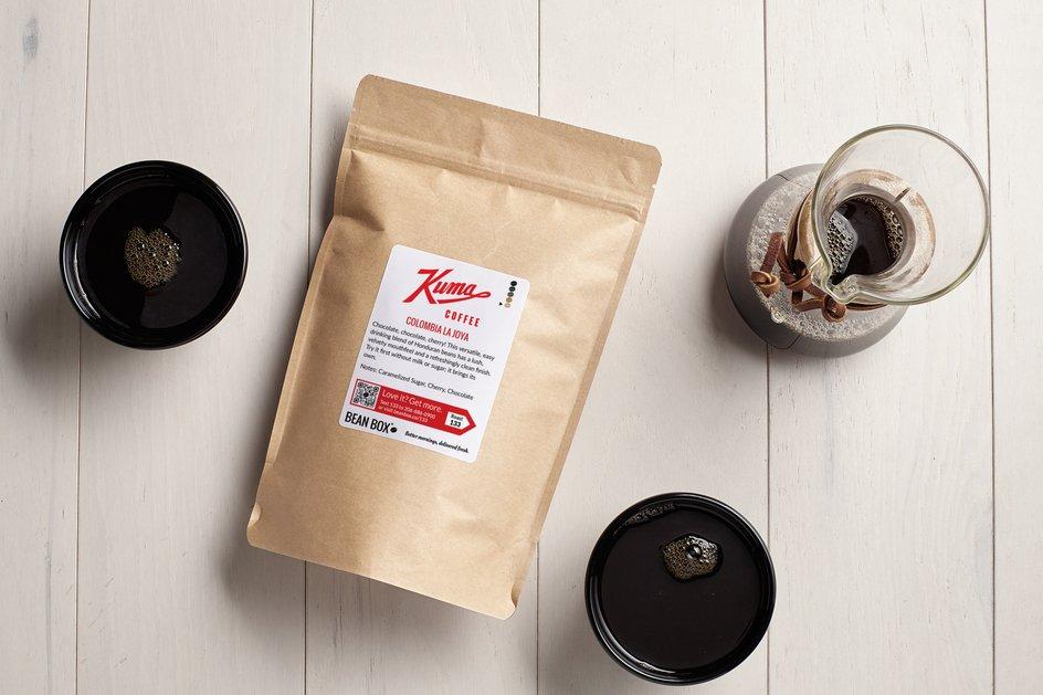 Colombia La Joya by Kuma Coffee