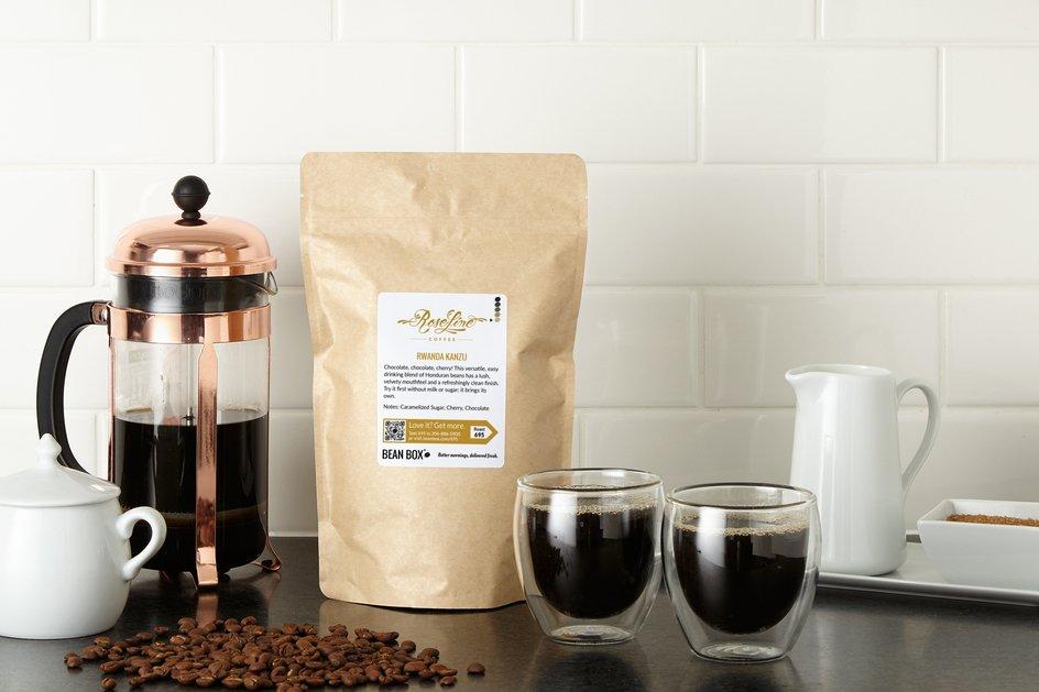 Rwanda Kanzu by Roseline Coffee
