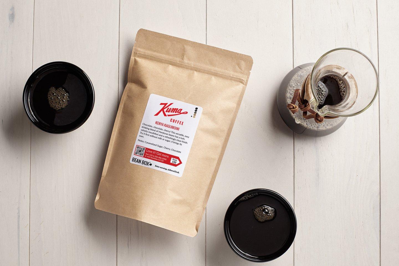 Kenya Kagumoini by Kuma Coffee