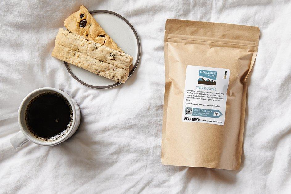 Yemen Al Ghayoul by Herkimer Coffee