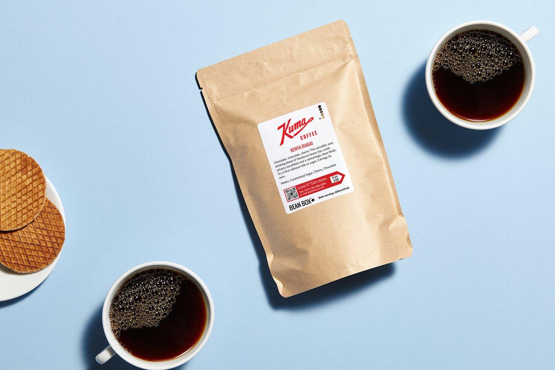 Kenya Riabai by Kuma Coffee