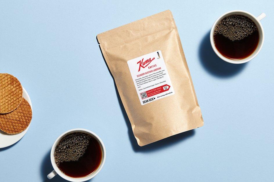 Ecuador Gustavo Landivar by Kuma Coffee