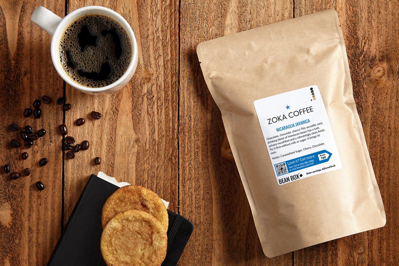 Nicaragua Javanica by Zoka Coffee