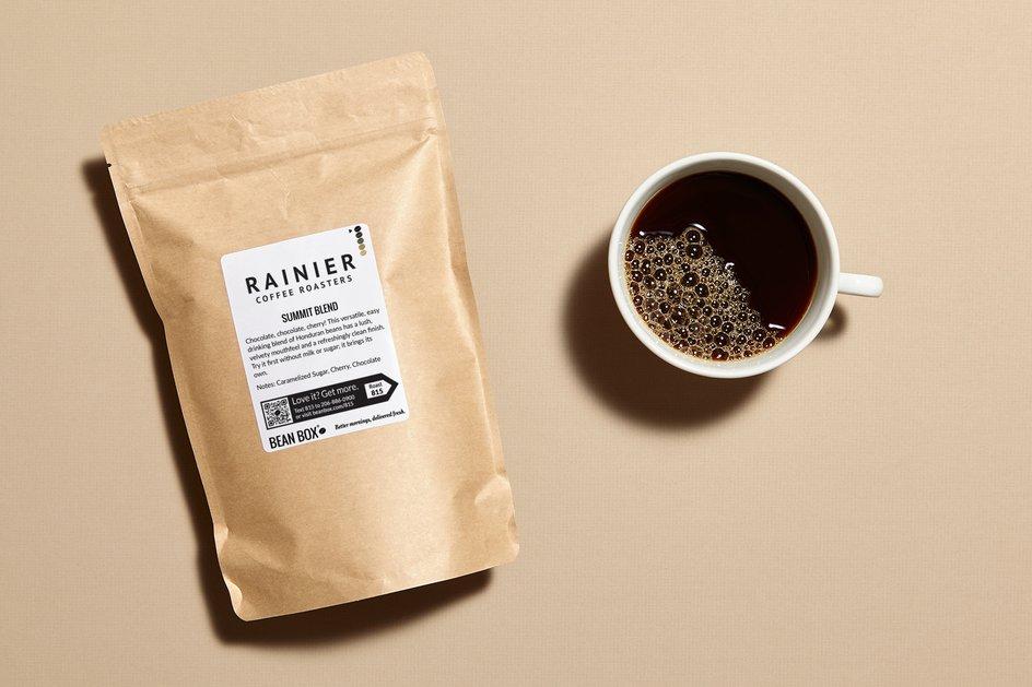 Summit Blend by Rainier Coffee Roaster