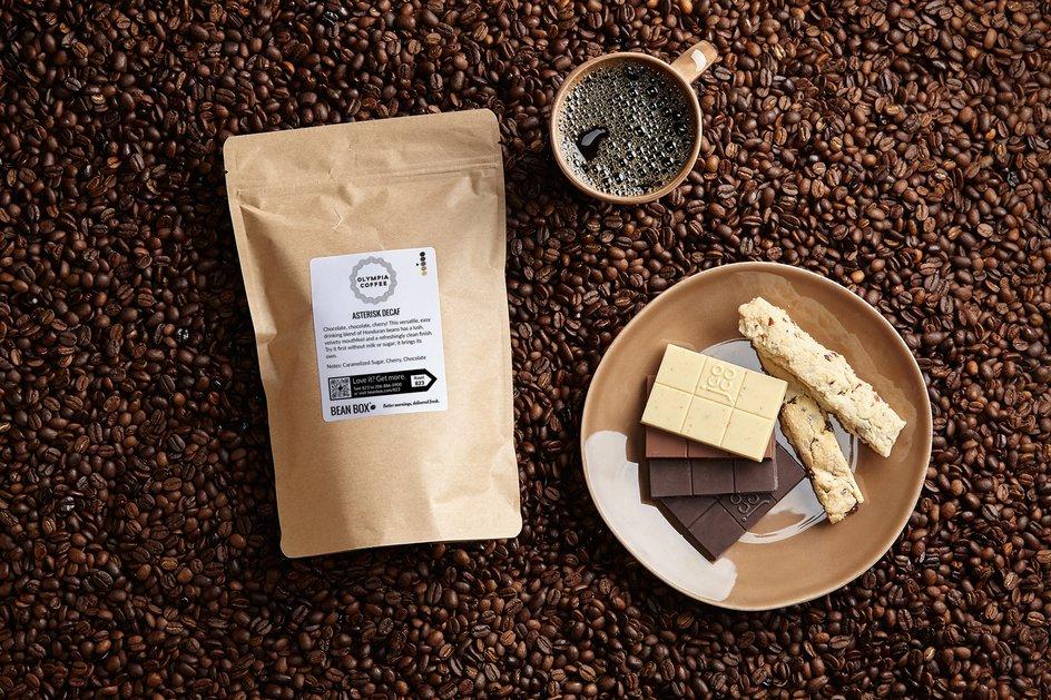 Asterisk Decaf by Olympia Coffee