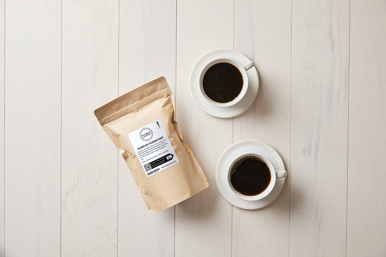 Ricardo Ariz Pacamara Honey by Olympia Coffee