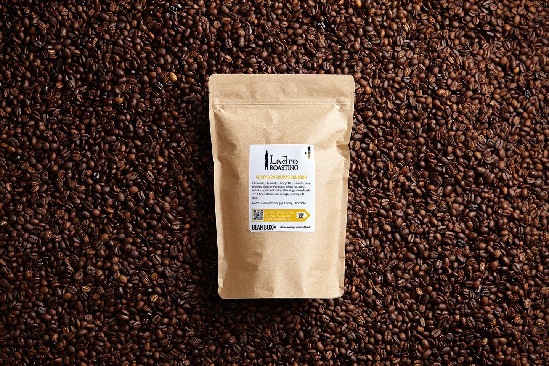 Costa Rica Brumas Bourbon by Ladro Roasting