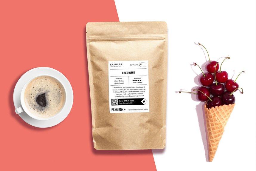 Crux Blend by Rainier Coffee Roaster - image 0