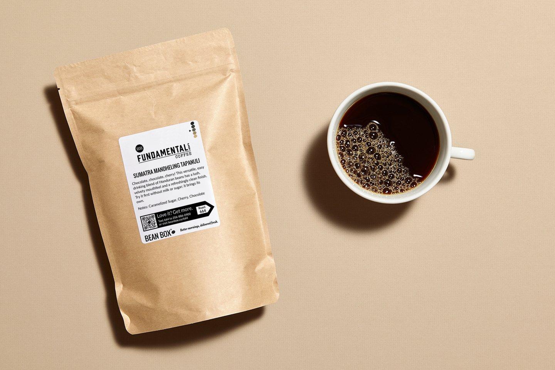 Sumatra Mandheling by Fundamental Coffee Company