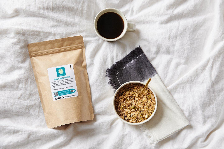 Ethiopia Dimtu Tero Guji by True North Coffee Roasters
