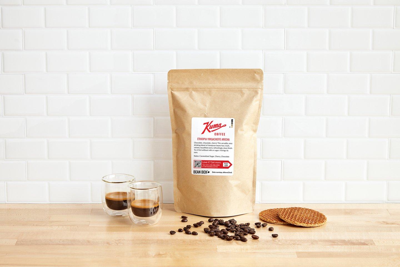 Ethiopia Yirgacheffe Aricha by Kuma Coffee