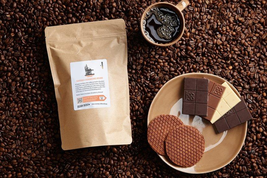 Guatemala Cuchumatanes Organic by Longshoremans Daughter Coffee - image 0