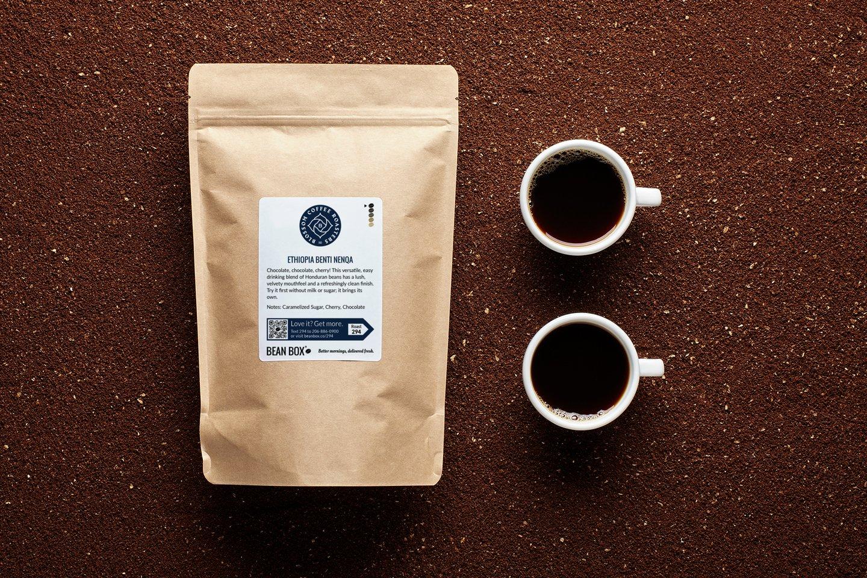 Ethiopia Benti Nenqa by Blossom Coffee Roasters