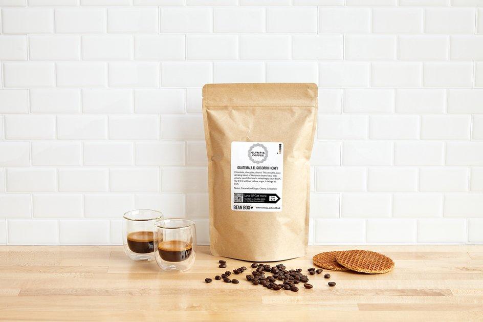 Guatemala El Socorro Maracaturra by Olympia Coffee - image 0