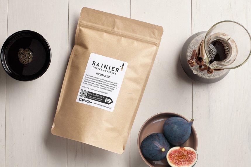 Stocking Stuffer Holiday Blend by Rainier Coffee Roaster - image 0