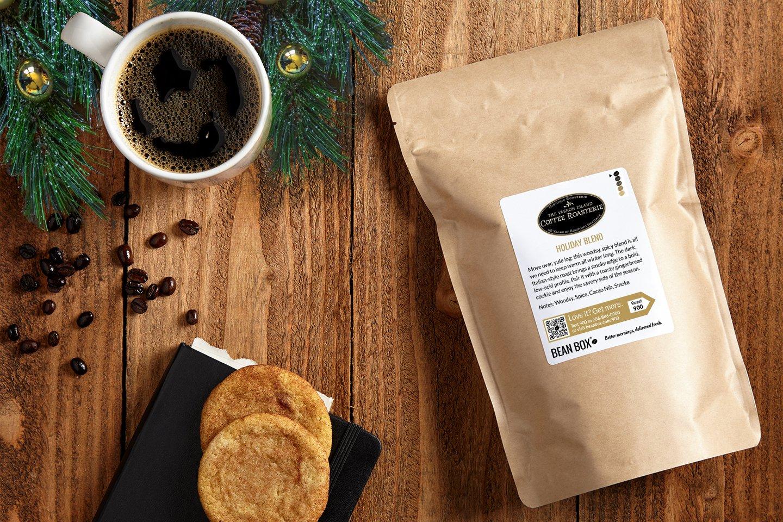 Holiday Blend by Vashon Island Coffee Roasterie