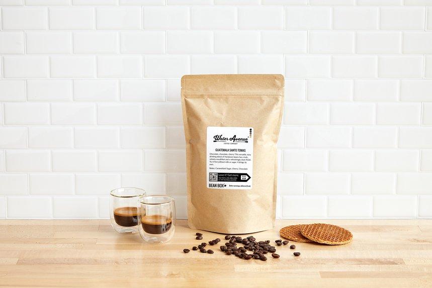 Guatemala Santo Tomas Pachuj by Water Avenue Coffee Company - image 0