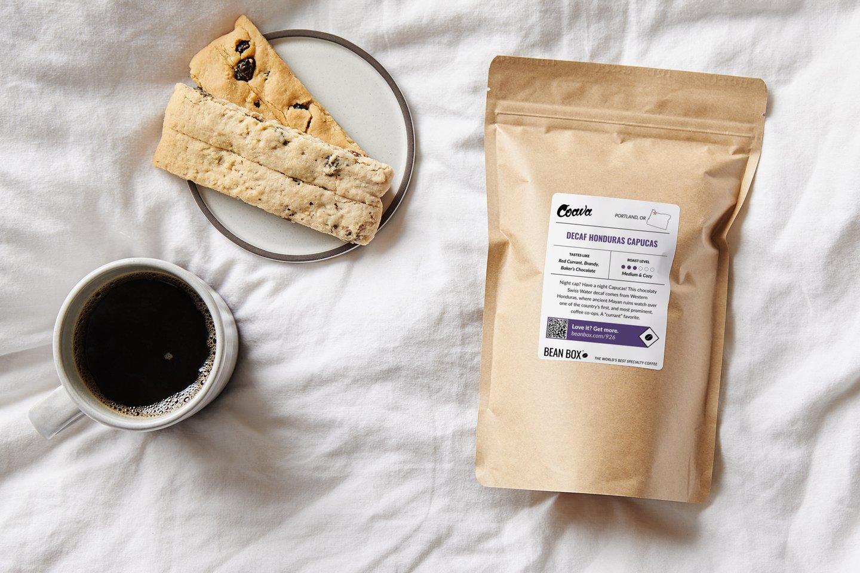 Decaf Honduras Capucas by Coava Coffee