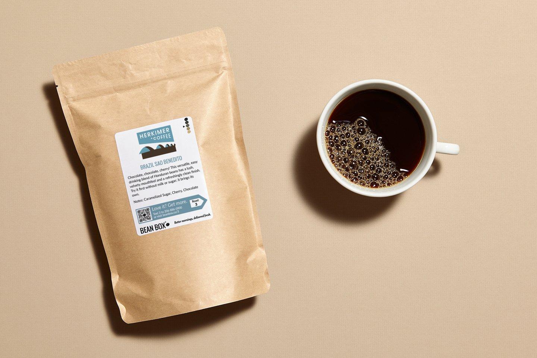 Brazil Sao Benedito by Herkimer Coffee