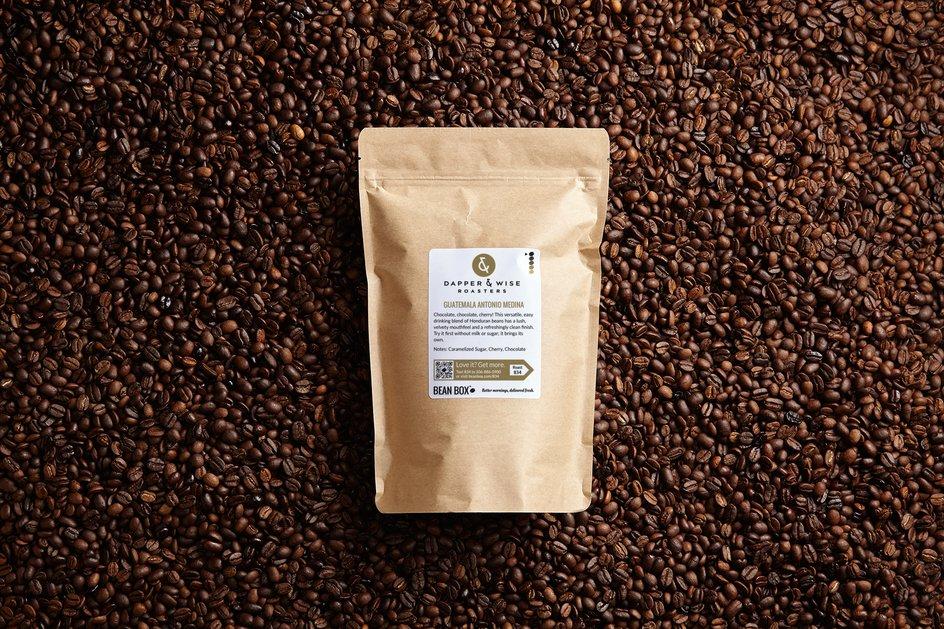 Guatemala Antonio Medina by Dapper and Wise Coffee Roasters