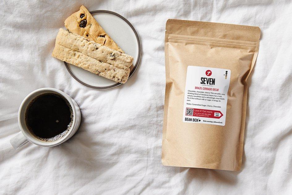 Brazil Cerrado Decaf by Seven Coffee Roasters