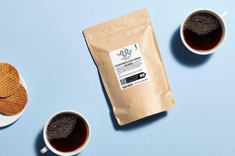 Ecuador Arnaud Causse Terrazas del Pisque by Stamp Act Coffee