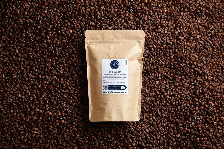 Peru Eli Gallardo by Blossom Coffee Roasters