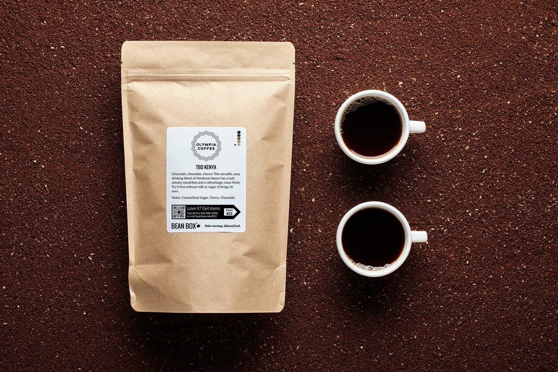TBD Kenya by Olympia Coffee