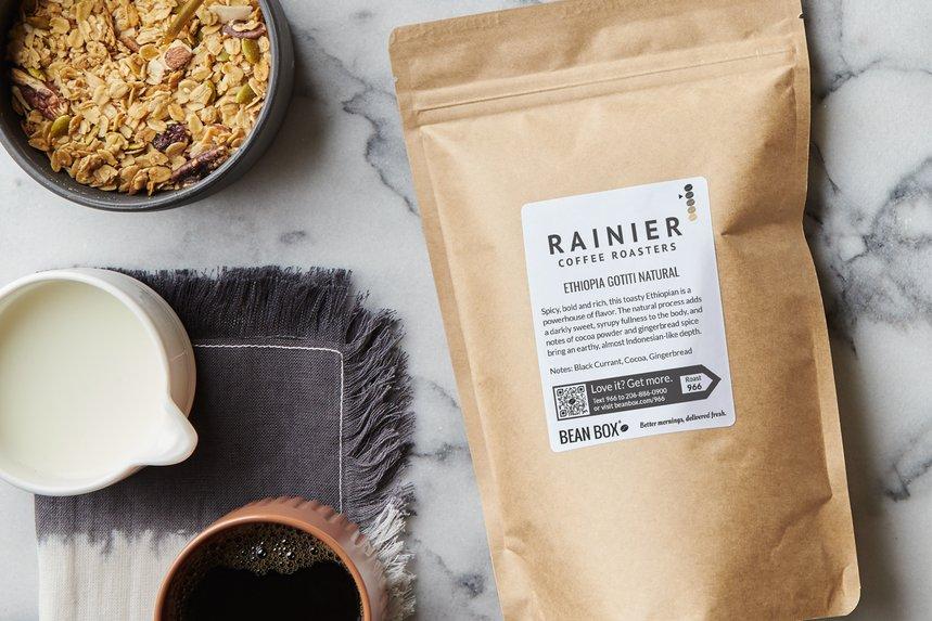 Ethiopia Gotiti Natural by Rainier Coffee Roaster - image 0