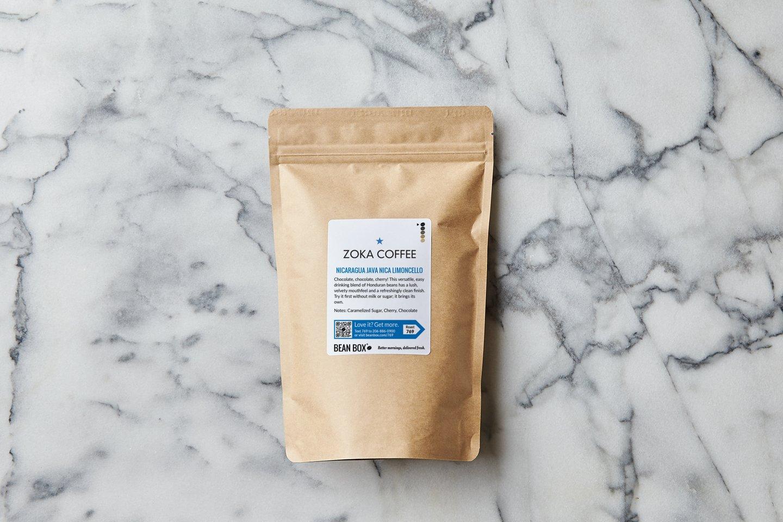 Nicaragua Javanica Limoncello by Zoka Coffee