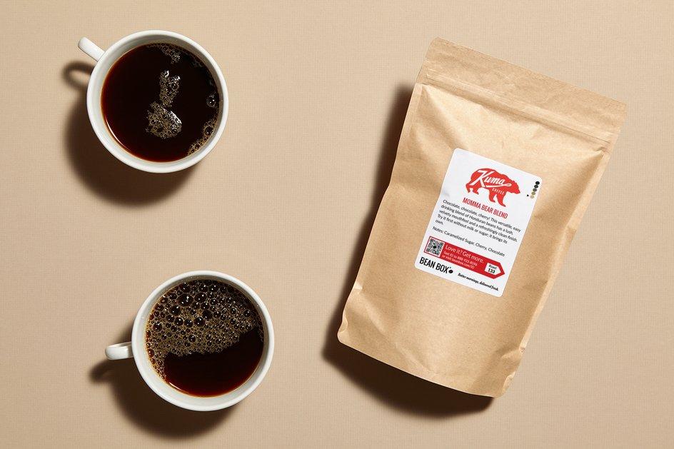Momma Bear Blend by Kuma Coffee