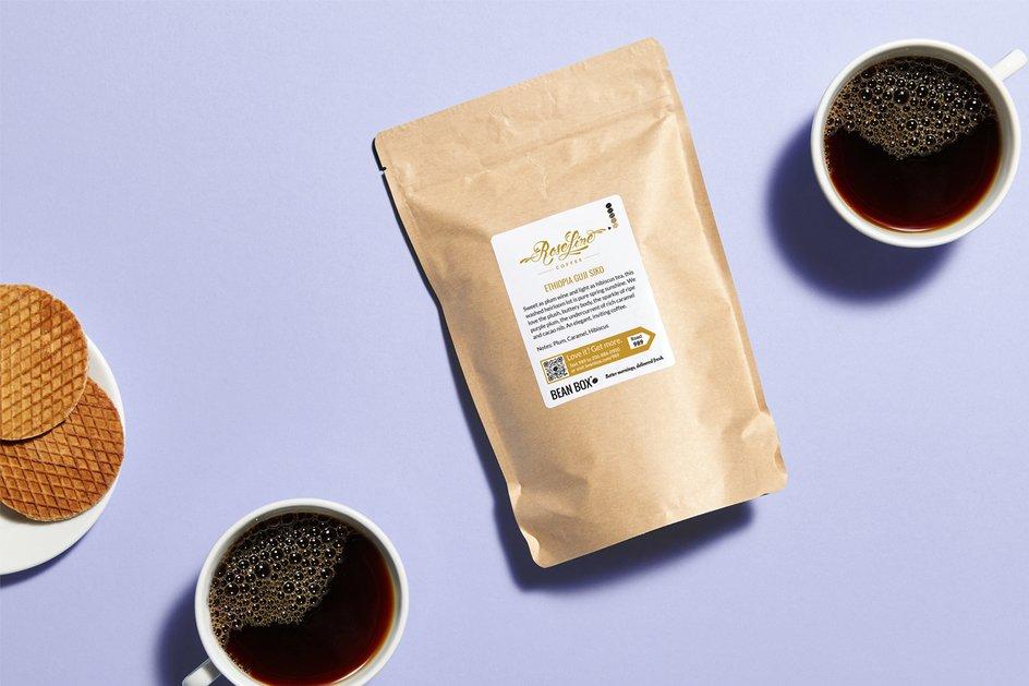 Ethiopia Guji Siko by Roseline Coffee - image 0